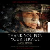 Thank You for Your Service by  David Finkel audiobook