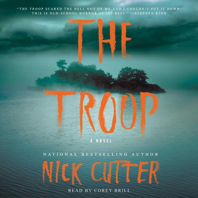 The Troop by Nick Cutter audiobook
