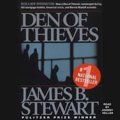 Den of Thieves by  James B. Stewart audiobook