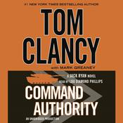 Command Authority by  Mark Greaney audiobook