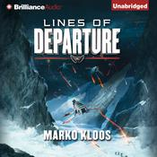 Lines of Departure by  Marko Kloos audiobook
