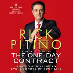 The One-Day Contract by Rick Pitino audiobook