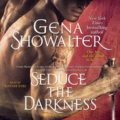 Seduce the Darkness by  Gena Showalter audiobook