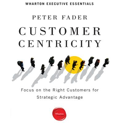 Customer Centricity by Peter Fader audiobook
