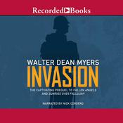 Invasion by  Walter Dean Myers audiobook
