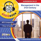 Management in the 21st Century by  Deaver Brown audiobook