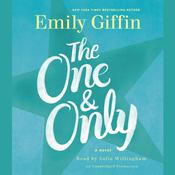 The One & Only by  Emily Giffin audiobook