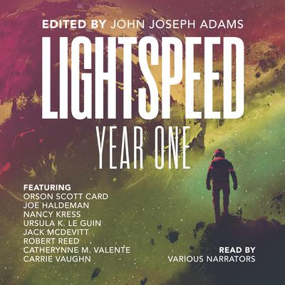 Lightspeed by John Joseph Adams audiobook