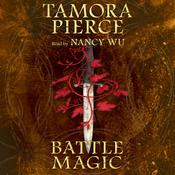 Battle Magic by  Tamora Pierce audiobook