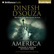 America by  Dinesh D'Souza audiobook