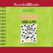 Diary of a Wimpy Kid: Hard Luck by  Jeff Kinney audiobook
