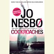 Cockroaches by  Jo Nesbø audiobook