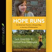 Hope Runs by  Claire Díaz-Ortiz audiobook