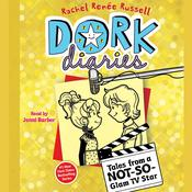 Dork Diaries 7 by  Rachel Renée Russell audiobook