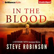 In the Blood by  Steve Robinson audiobook