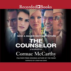 The Counselor by Cormac McCarthy audiobook