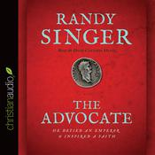The Advocate by  Randy Singer audiobook