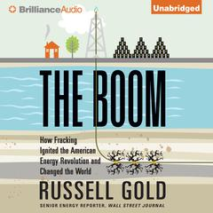 The Boom by Russell Gold audiobook