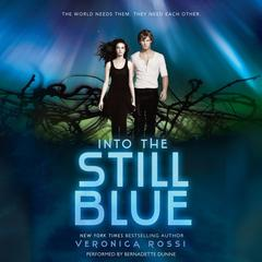Into the Still Blue by Veronica Rossi audiobook