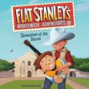 Flat Stanley's Worldwide Adventures #10: Showdown at the Alamo by  Jeff Brown audiobook