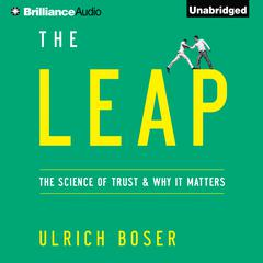 The Leap by Ulrich Boser audiobook