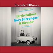 Little Failure by  Gary Shteyngart audiobook