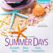 Summer Days by  Mary Carter audiobook
