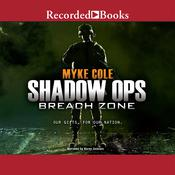 Breach Zone by  Myke Cole audiobook