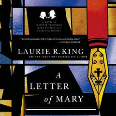 A Letter of Mary by Laurie R. King audiobook