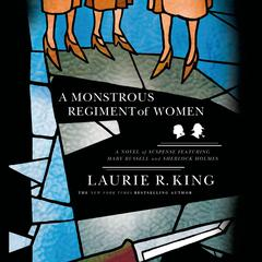 A Monstrous Regiment of Women by Laurie R. King audiobook