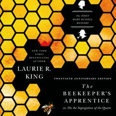 The Beekeeper's Apprentice by Laurie R. King audiobook