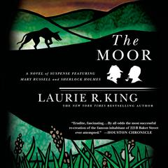 The Moor by Laurie R. King audiobook