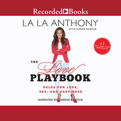 The Love Playbook by La La Anthony audiobook
