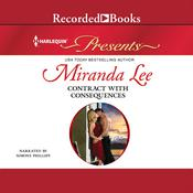 Contract with Consequences by  Miranda Lee audiobook
