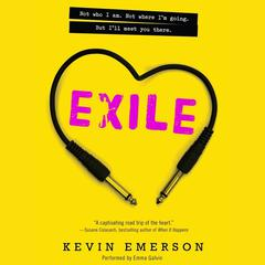 Exile by Kevin Emerson audiobook