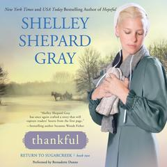 Thankful by Shelley Shepard Gray audiobook