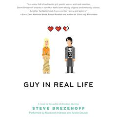 Guy in Real Life by Steve Brezenoff audiobook