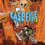 Case File 13 #3: Evil Twins by  J. Scott Savage audiobook
