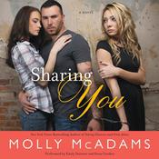 Sharing You by  Molly McAdams audiobook
