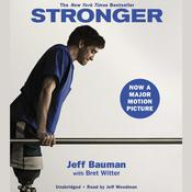 Stronger by  Bret Witter audiobook