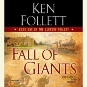 Fall of Giants by  Ken Follett audiobook