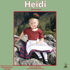 Heidi by Johanna Spyri audiobook