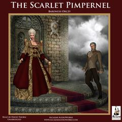 The Scarlet Pimpernel by Emma Orczy audiobook