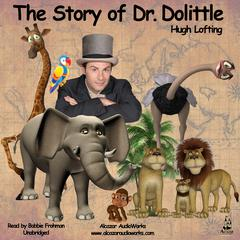 The Story of Dr. Dolittle by Hugh Lofting audiobook