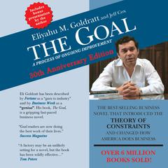 The Goal by Eliyahu M. Goldratt audiobook