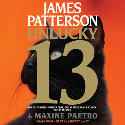 Unlucky 13 by James Patterson audiobook