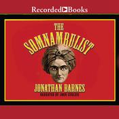 The Somnambulist by  Jonathan Barnes audiobook