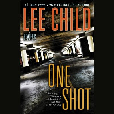 Jack Reacher: One Shot by Lee Child audiobook