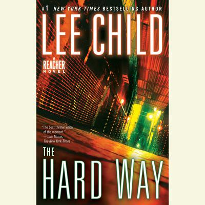 The Hard Way by Lee Child audiobook