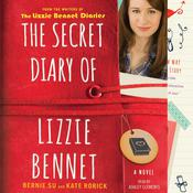 The Secret Diary of Lizzie Bennet by  Kate Rorick audiobook